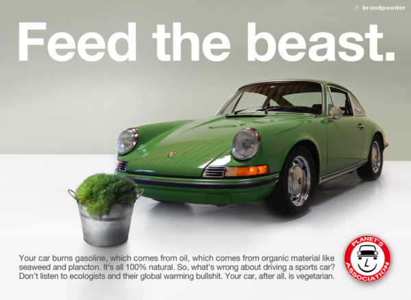 feed the beast 600x438 THE VEGETARIAN CAR