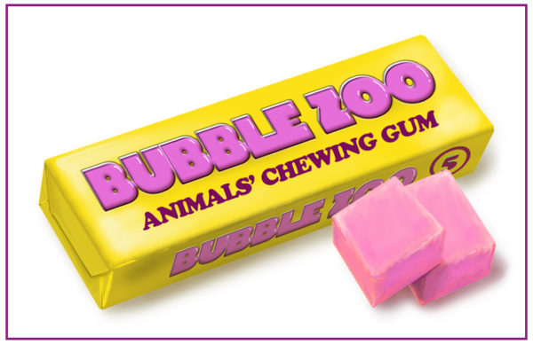 chewing gum pack 600x388 ANIMALS RIGHTS.