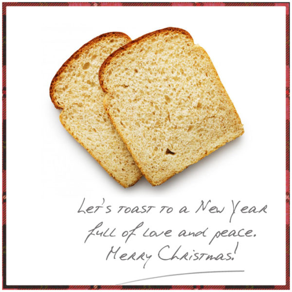 christmas toast 600x600 10 CHEAP & BRILLIANT GIFTS FOR CHRISTMAS