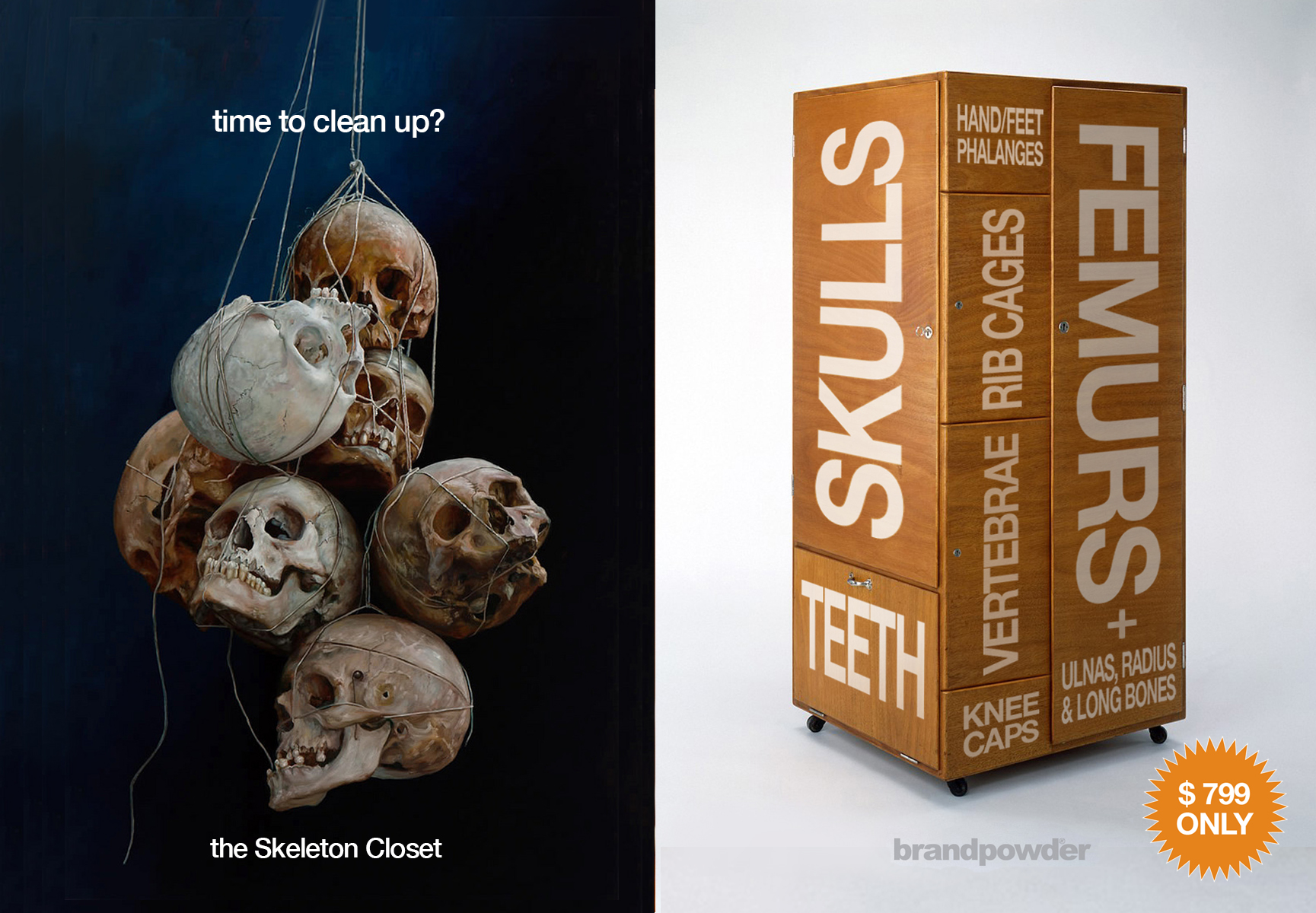 campaign skeleton closet2 SKELETONS IN THE CLOSET