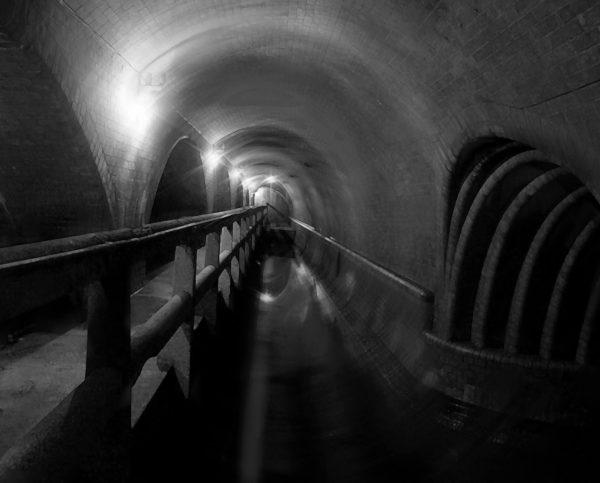 BRAIN 03 tunnel