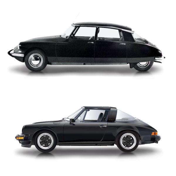 2 cars brandpowder