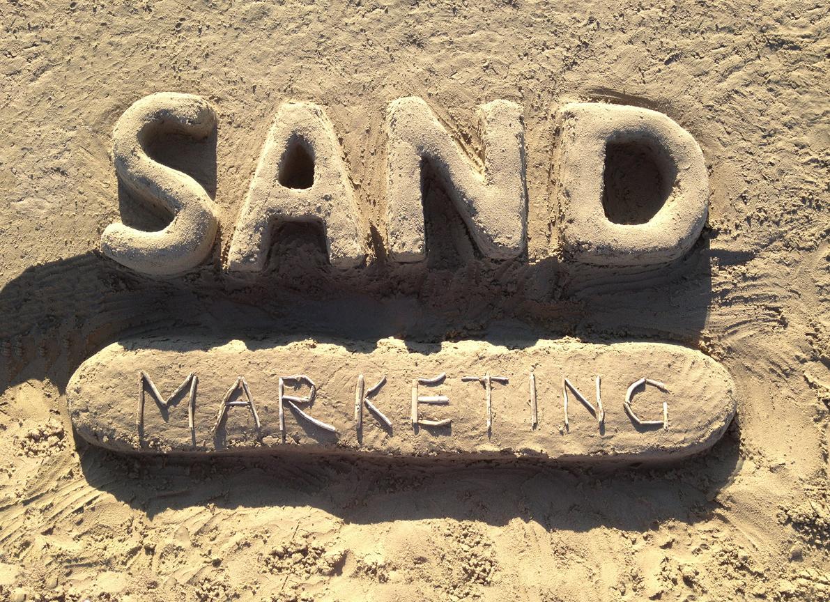 sand logo s