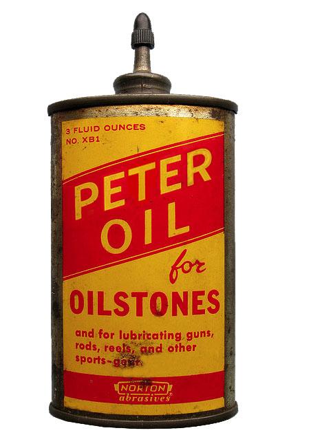 peter oil
