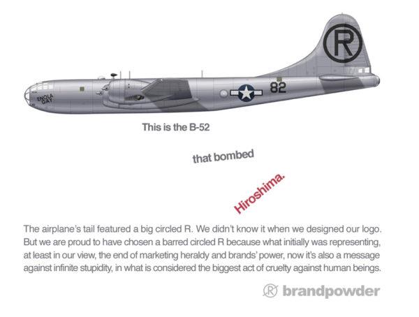 brandpowder story logo